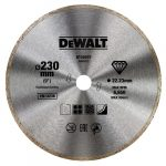 Diamond Blade Continuous 230mm/22.2mm