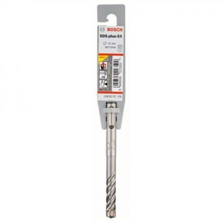 Bosch SDS-Plus - 5X fúrószár 10x50x110mm