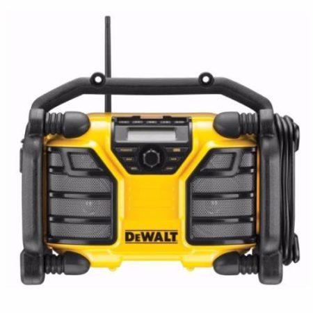 18V XR Bluetooth-os rádió és töltő