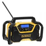 18V/54V XR Bluetooth-os rádió és töltő