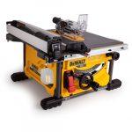54V XR FLEXVOLT Asztali fűrész töltő és akkumulátor nélkül