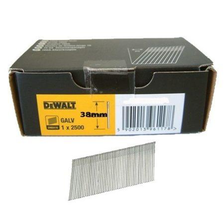Dewalt 16GA 20 DEG FINISH NAIL 44MM GALV 2.5M