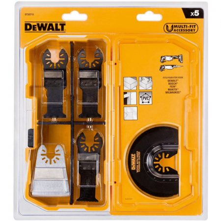 Multi-Tool Accessory 5 pc set
