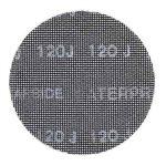 Excentercsiszolólap 125MM 120G  szemcsefinomság 25db/csomag