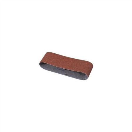 Csiszolószalag 75x533mm, 80G, 10db/csomag