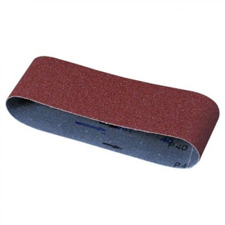 Csiszolószalag 75x457mm, 80G, 3db/csomag
