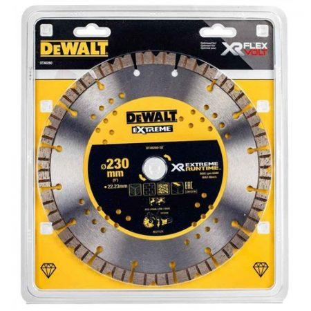 230x22mm Extreme Runtime Diamond Wheel (DCS690)