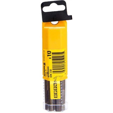 Fémfúrószár EXTREME2 8.0mm, 10db/cs