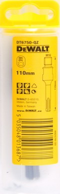 SDS-Plus magfúró adapter, 110mm