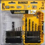 14db-os Black&Gold Drilling Set