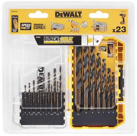 23db-os Black&Gold Drilling Set