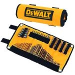 98 pc Drill Drive roll mat