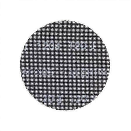 Excentercsiszolólap 125MM 80G  szemcsefinomság 10db/csomag
