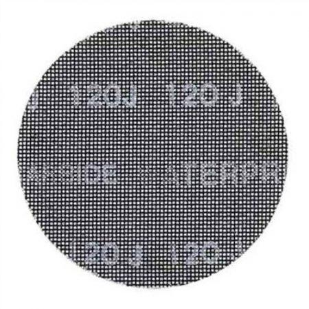 Excentercsiszolólap 125MM 120G  szemcsefinomság 10db/csomag