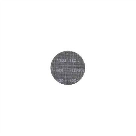 Excentercsiszolólap 125MM 60G  szemcsefinomság 10db/csomag